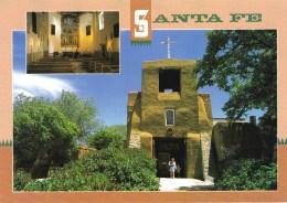 San Miguel Mission, Santa Fe, New Mexico, USA Unused - Santa Fe