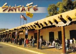 Palace Of The Governor's, Santa Fe, New Mexico, USA Unused - Santa Fe