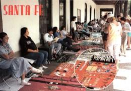 Native Indian Market, Downtown Santa Fe, New Mexico, USA Unused - Santa Fe