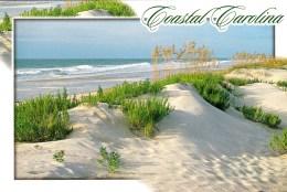 Coastal Carolina, USA Unused - United States