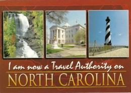 Travel Authority Multiview, North Carolina, USA Unused - United States
