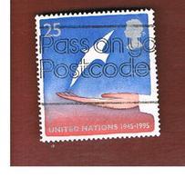 GRAN BRETAGNA (UNITED KINGDOM) - 1995 EUROPA  - USED - Europa-CEPT