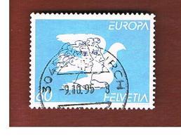 SVIZZERA  (SWITZERLAND) - 1995 EUROPA  - USED - Europa-CEPT