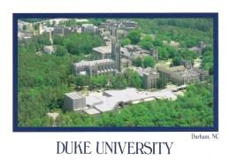 Duke University Chapel, Duke Universoty, Durham, North Carolina, USA Unused - Durham