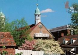 Home Moravian Church, Old Salem, North Carolina, USA Unused - Winston Salem