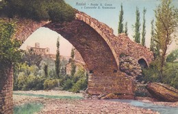 CARTOLINA - POSTCARD - PERUGIA - ASSISI - PONTE S. CROCE E CONVENTO S. FRANCESCO - Perugia