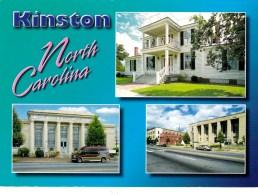 Kinston Multiview, North Carolina, USA Unused - United States