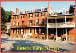 Historic Harpers Ferry, West Virginia, USA Unused - United States
