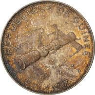 Monnaie, Guinée, 250 Francs, 1970, SUP+, Argent, KM 21 - Guinea
