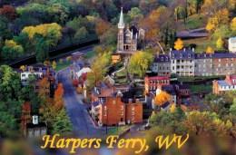 Harpers Ferry, West Virginia, USA Unused - United States