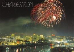 Grand Fireworks Finale, Charleston, West Virginia, USA Unused - Charleston