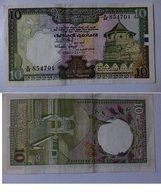 Ceylon / Sri Lanka - 10 Rupees - Sri Lanka