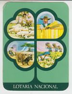 Calendar * 1978 * Lotaria Nacional * Portugal - Calendars