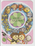 Calendar * 1979 * Lotaria Nacional * Portugal - Calendars