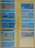 GIBRALTAR  (9 Cartes) - Gibraltar