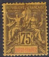 FRANCE Et COLONIES ! Timbre Ancien NEUF* De DIEGO SUAREZ De 1892 N°36 - Diego Suarez (1890-1898)