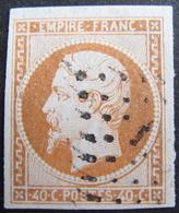 FD/2091 - NAPOLEON III N°16 LUXE - LPC - Cote : 22,00 € - 1853-1860 Napoleon III