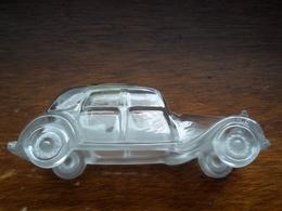 Automobile Traction Citroen En Cristal - Other
