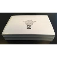 Mandor Insteekkaarten/Stockcards A5 400 Stuks - Klasseerkaarten