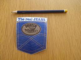 Autocollant -  - VETEMENTS - Jeans DUSTIN - Autocollants