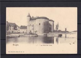 BRUGES LA PORTE SAINTE CROIX - Brugge