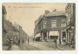 Liège - Herstal   *  Les Rues Hoyaux Et Marexhe - Herstal