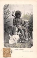 Canaque De Koumac - Nouvelle-Calédonie