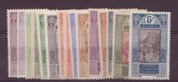 Guinée N 84 à 98** - Unused Stamps