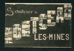 CPA:  71 - MONTCEAU LES MINES - SOUVENIR DE MONTCEAU-LES-MINES - Montceau Les Mines