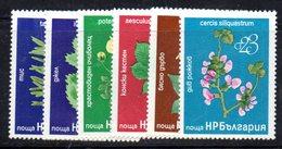 449 490 - BULGARIA 1976 , Serie 2246/2251  ***  MNH - Bulgaria