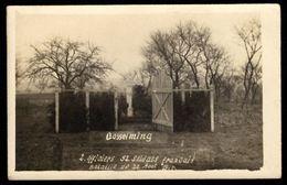 GOSSELMING - 2 Officiers, 52 Soldats Français - Bataille Du 20 Août 1914 - Francia