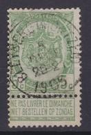 N° 56 :  BLEYBERG MONTZEN - 1893-1907 Armoiries