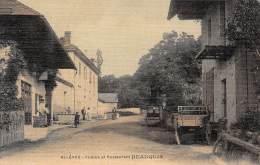 Allèves - Ecole Et Restaurant Beauquis - France