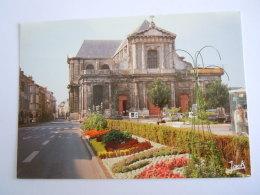 La Rochelle Image De La Charente Maritime La Cathédrale Edit D'Art Jack - La Rochelle