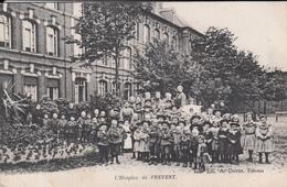 CPA 62 -  FREVENT - L'Hospice De Frevent - Francia