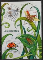FR. 2017 - Bloc Feuillet Neuf **- Les Insectes N° F5148 - Neuf Sous Blister D'Achat - Parfait Etat - Neufs