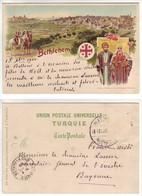Palestine - Bethlehem - Bédouins  - Ed: Pierre Michel & Fils - Rare - Palestine