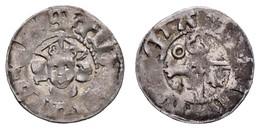 Heinrich II. Wrangel, 1400-1410, Artig, Av.: + HINRIKVS EPV. Kopf Mit Mitra Frontal / Rev.: + MONETA DARP, Wappen, Randl - Estonia