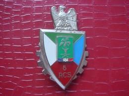 Train . 6° RCS . Régiment De Commandement Et De Soutien . DAGUET - Armée De Terre