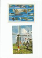 Lot 100 Cartes Cpm  ETRANGER - Cartes Postales