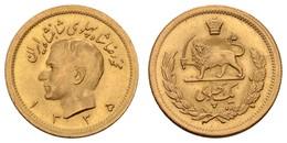Mohammed Reza Pahlewi, 1941-1979, 1 Pahlavi, SH 1335,  KM 1162, St- - Iran