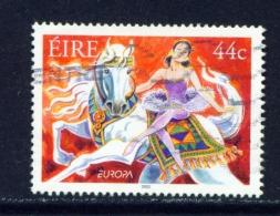 IRELAND  -  2002  Europa  44c  Used As Scan - 1949-... Republic Of Ireland