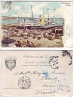 Cuba - La Havane ( Habana) - Muelle De Luz - Cartes Postales