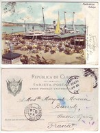 Cuba - La Havane ( Habana) - Muelle De Luz - Postcards