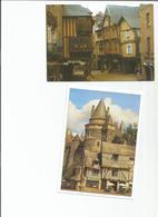 LOT 100 CARTES CPM - Cartes Postales