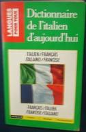 Dictionnaire De L'italien D'aujourd'hui.Pocket 3297.928 Pages - Dictionaries