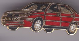 Pin's  VOITURE TOLEDO - Volkswagen