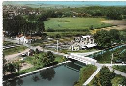 VRIZY - Le Canal - Vue Aérienne - France