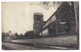 51 Bouy L' église Cpa - Autres Communes