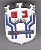 Pin's CITROEN  CE MEUDON - Citroën